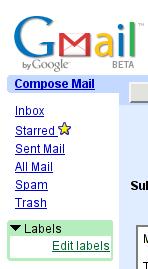 Gmail's Amazing Interface