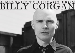 Billy Corgan speaks to Chicago.