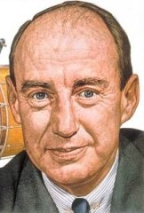 Adlai Stevenson. Courtesy of Time Magazine.