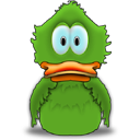 The Adium Duck.