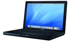 The black MacBook. Courtesy of Apple.