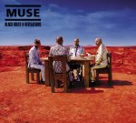 The cover of Muse's Black Holes and Revelations.