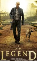 Detail from I am Legend's theatrical poster.