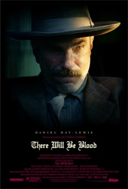 Poster for the film There Will Be Blood.