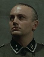 Image of Heinrich Schmieder, who played Rochus Misch in Der Untergang.